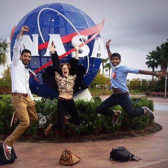 GO NASA!