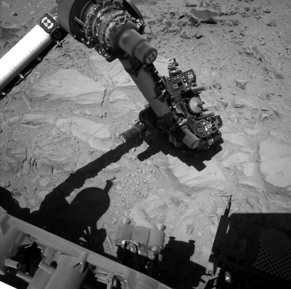 Curiosity Arm
