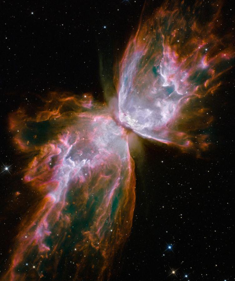 Butterfly Planetary Nebula NGC 6302