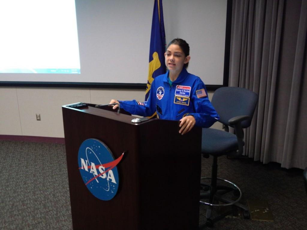 Alyssa Carson - NASA
