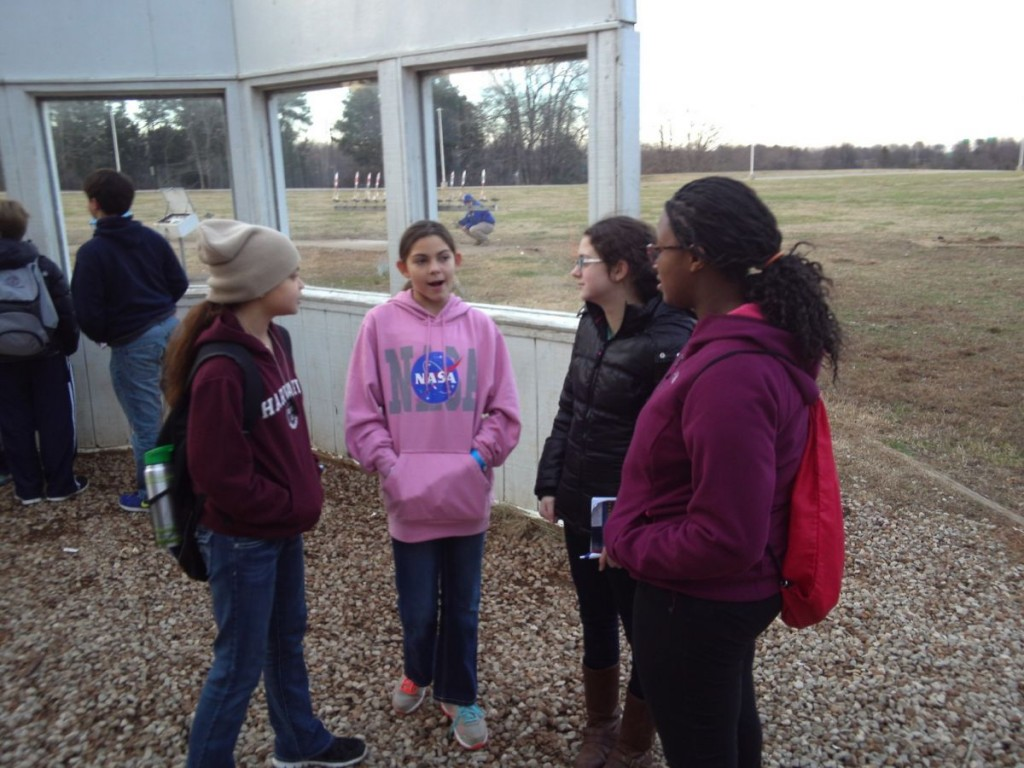 Alyssa Carson - Talking to Kids