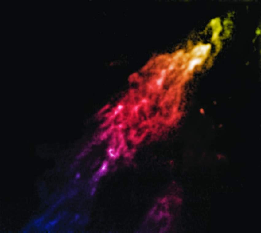 Smith Cloud - Failed Dwarf Galaxy
