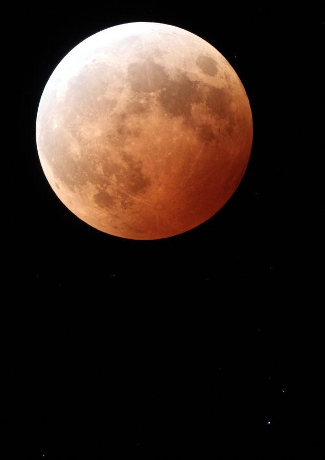 Rick Baldridge - Blood Moon 2014
