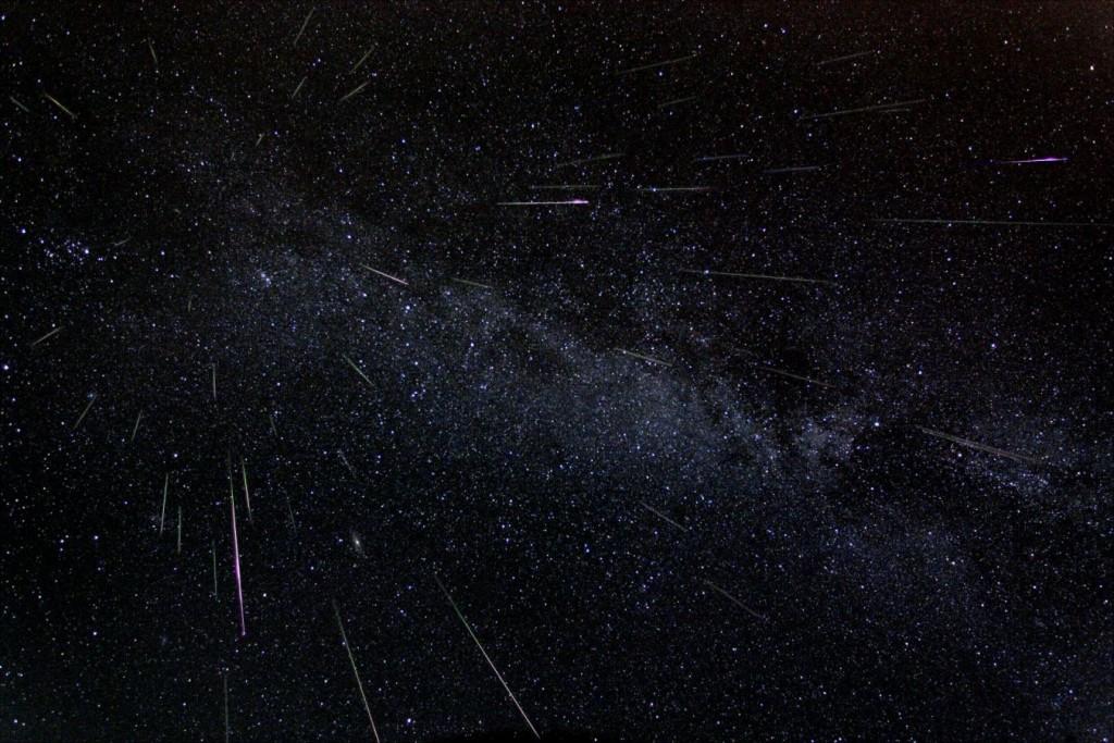 perseids meteor shower bruenjes