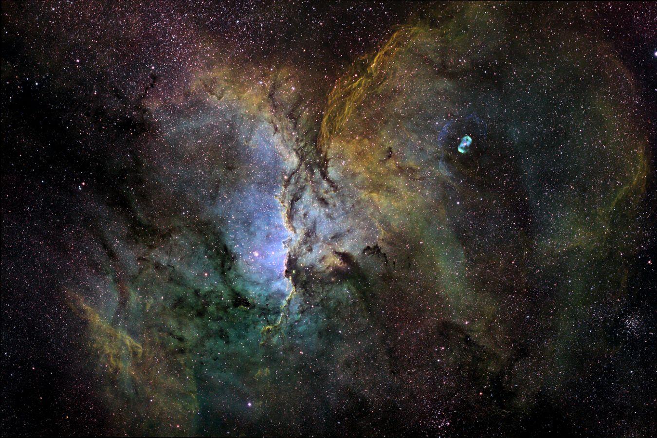 NGC6188 - Ebersole
