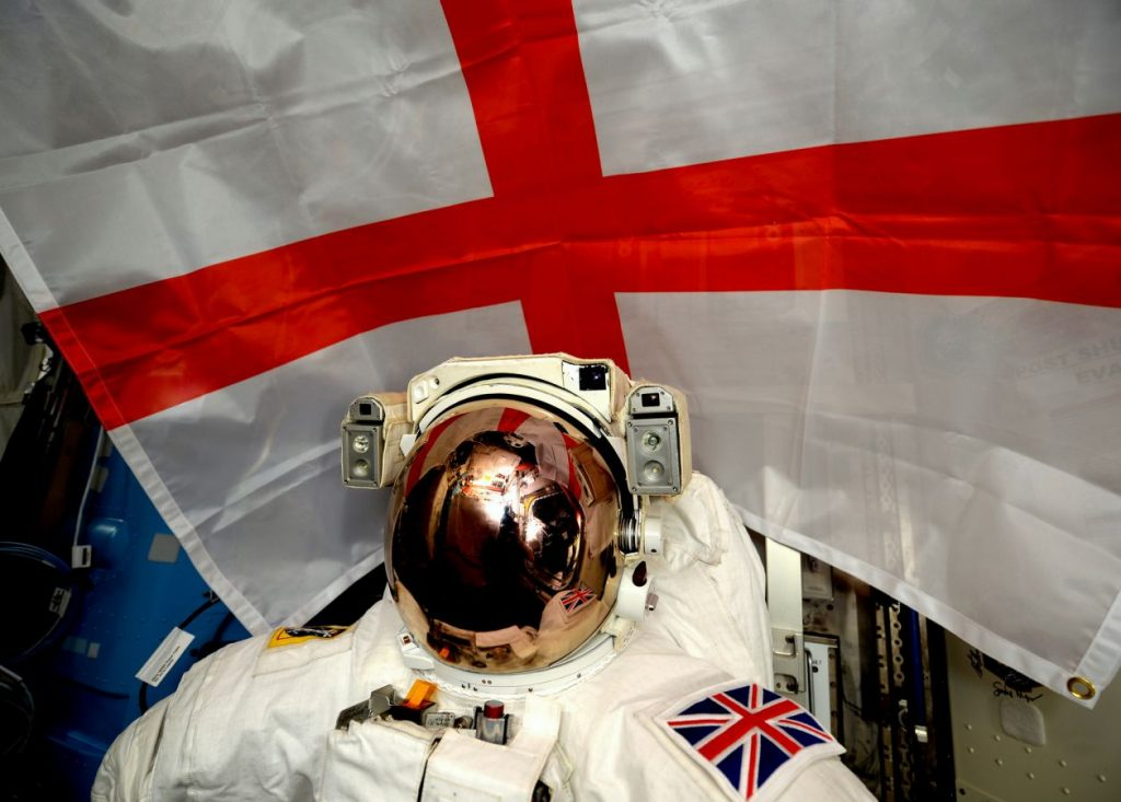 Tim Peake Flickr
