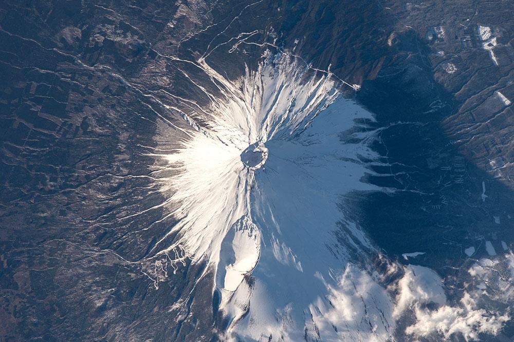 ISS046-E-35820 - Mt. Fuji