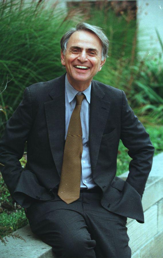 Carl Sagan - APOD